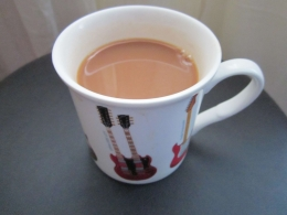 Mug of Tea. Join the campaign - Free Tea for the over 50's